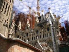 Испания. Барселона. Sagrada Familia