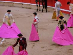 Коррида в Мадриде. Испания