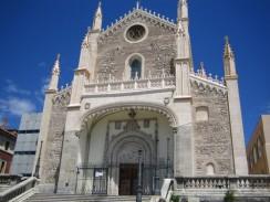 Церковь святого Иеронима. Мадрид. Испания