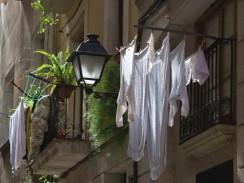 Улочки старой Барселоны. Испания
