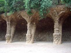 Парк Гуэль. Барселона. Испания