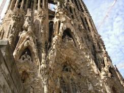 Sagrada Familia. Барселона. Испания