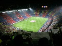 Испания. Барселона. Стадион «Камп Ноу»