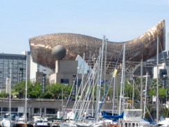 Олимпийская деревня. Барселона. Испания