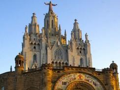 Храм Святого Сердца. Барселона. Испания