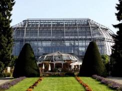 Берлинский ботанический сад. Германия
