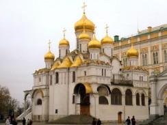 Благовещенский собор. Московский Кремль. Россия