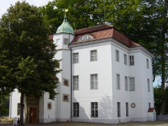 Охотничий дворец Груневальд. Берлин. Германия