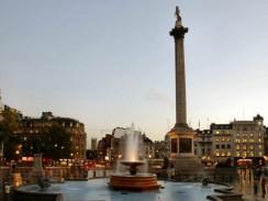 Трафальгарская площадь. Лондон. Англия