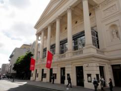 Королевский театр Ковент-Гарден. Лондон. Англия