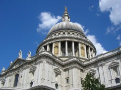 Собор Святого Павла. Лондон. Англия