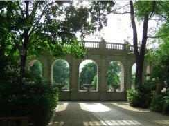 Народный парк Фридрихсхайн. Берлин. Германия