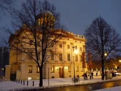 Музей Берггрюна. Берлин. Германия
