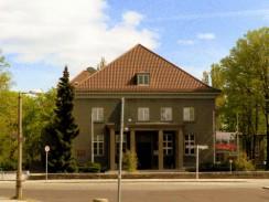Берлинский Музей Карлсхорст. В 1945 г. здесь подписан акт о капитуляции германии.