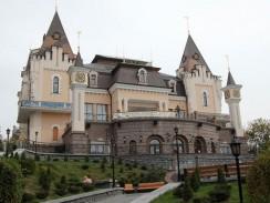 Украина. Киев. Театр Кукол.