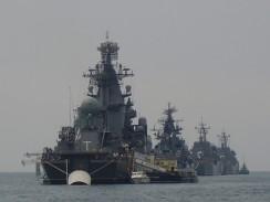 Украина. Севастополь. Черноморский флот.