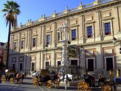Архив Индий. Севилья Испания
