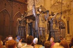 Испания. Севилья. Предполагаемая гробница Колумба