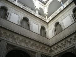 Крепость Алькасар. Севилья. Испания
