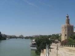 Золотая башня. Севилья. Испания