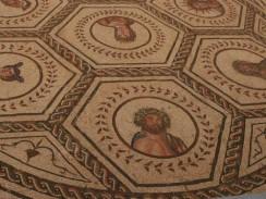 Этой мозаике более 20 веков. Италика - Севилья. Испания