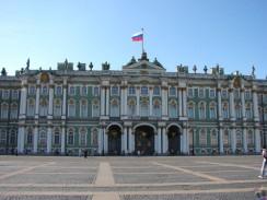 Зимний дворец. Санкт-Петербург. Россия.