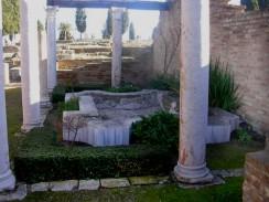 Руины древней Италики. Севилья. Испания