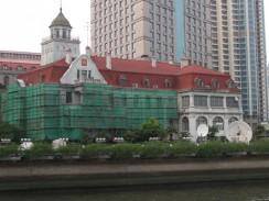 Китай. Шанхай. Здание российского консульства — одна из старейших европейских построек.