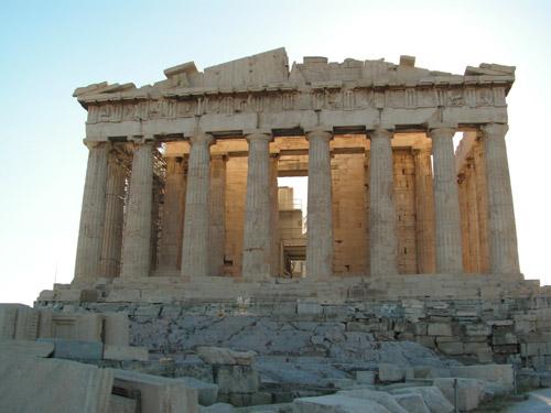Древнегреческий храм богини афины памятник античной элитные изготовление памятников иваново москва