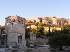 Башня Ветров. Афины. Греция