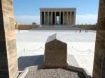 Турция. Анкара. Аныткабир — мавзолей Мустафы Кемаля Ататюрка.