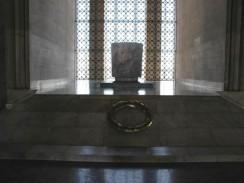 Турция. Анкара. Саркофаг Мустафы Кемаль Ататюрка в мемориальном музее.