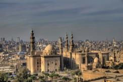 Египет. Каир. Старая, восточная часть города.