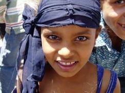 Египет. Девочка из Каира.