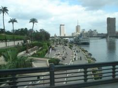 Египет. Каир. Набережная.