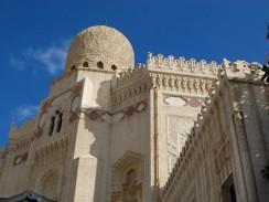 Мечеть Абу эль-Абас эль-Морш. Александрия. Египет.