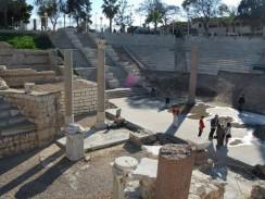Римский амфитеатр. Александрия. Египет.