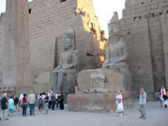 Египет. Храм Луксор.