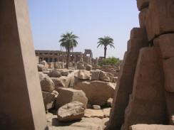 Карнакский храмовый комплекс. Луксор. Египет