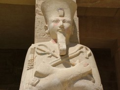 Храм Хатшепсут. Луксор. Египет.