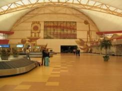 Шарм-эль-Шейх — воздушные ворота Синая. Аэропорт Рас-Назрани. Египет.