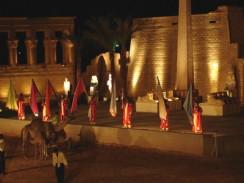 Египет. Шарм-эль-Шейх. Шоу у дворца «Тысяча и одна ночь».
