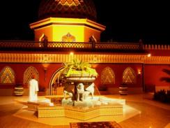 Дворец «Тысяча и одна ночь». Шарм-эль-Шейх. Египет.