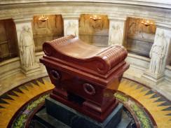 Франция. Париж. Дом Инвалидов. Гробница Наполеона I Бонапарта.