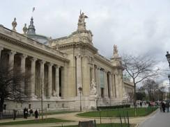 Большой Дворец Изящных Искусств. Париж. Франция.