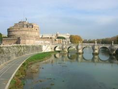 Замок св. Ангела. Рим. Италия.