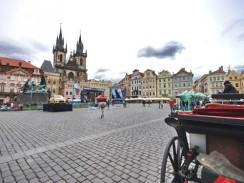 Староместская площадь. Прага. Чехия.