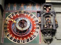 Часовая башня. Берн. Швейцария.