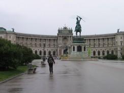 Дворец Хофбург. Вена. Австрия