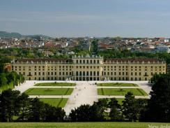 Дворец Шёнбрунн. Вена. Австрия